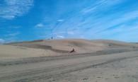 Vandring från fyren Faro till Playa del Ingles