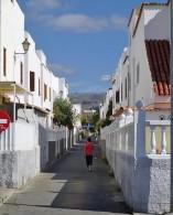 Morgon prommenad till San Fernando.