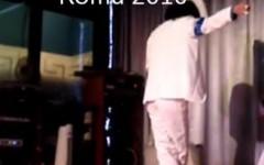 Show på Roma med Michel Jackson