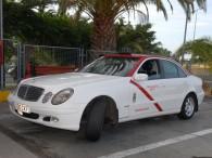 Åka taxi på Gran Canaria