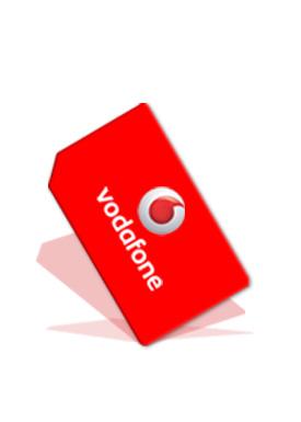 Wodafone kontantkort