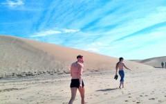 Maspalomas stranden 2012