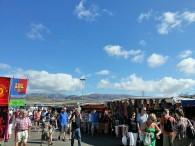 Marknaden var sig lik i San Fernando!