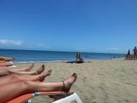 San Fernando, badbuss och churros!