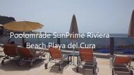 Poolområdet SunPrime Riviera Beach
